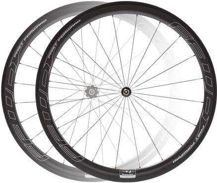 Fast Forward F4R Tubular DT180 Silver Edition Wheelset
