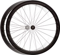 Image of Fast Forward F4R Tubular DT240 Black Edition Road Wheelset