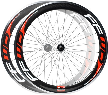 Image of Fast Forward F6C Clincher Road Wheelset