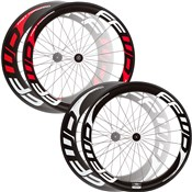 Image of Fast Forward F6R/F9R Combo Full Carbon Clincher DT240 Wheelset