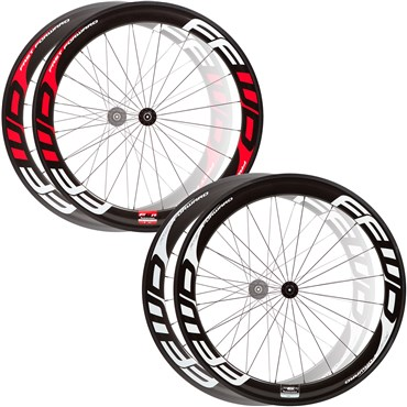 Image of Fast Forward F6R Full Carbon Clincher DT180 Road Wheelset