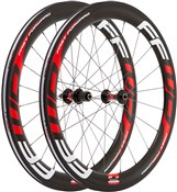 Image of Fast Forward F6R Full Carbon Clincher DT240 Wheelset