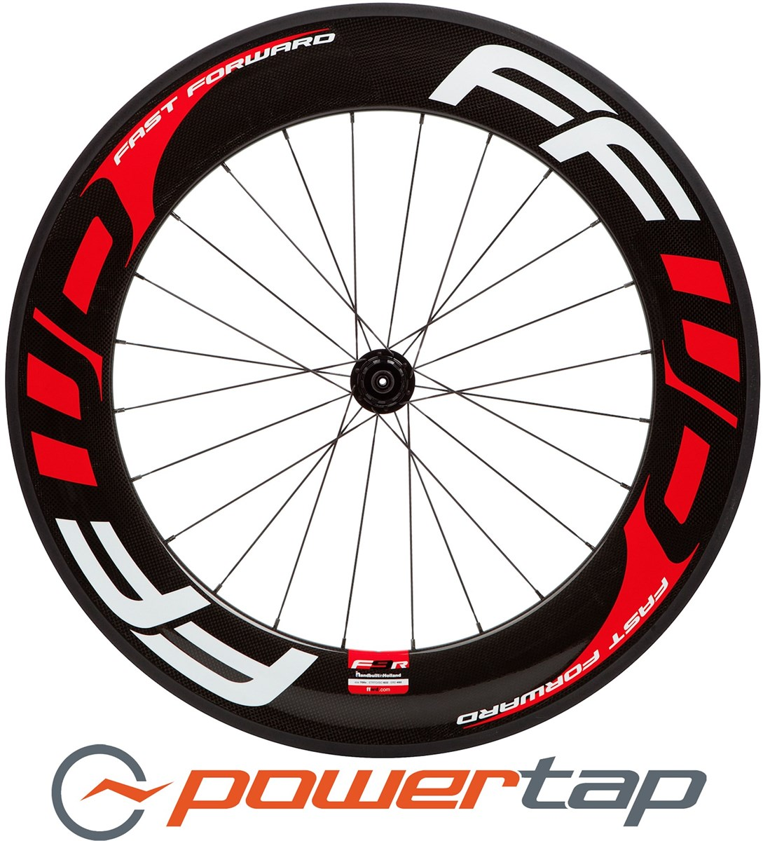 Fast Forward F9R PowerTap G3 Full Carbon Clincher Rear Wheel
