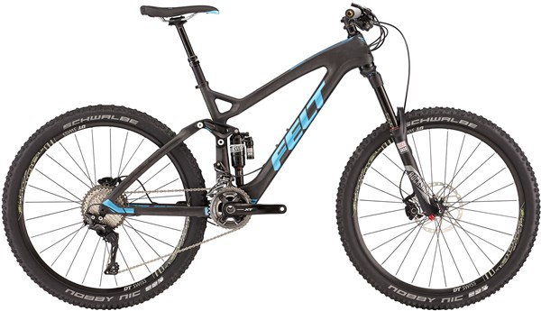 Image of Felt Decree 2 2017 Mountain Bike