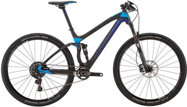 Image of Felt Edict 1 2017 Mountain Bike