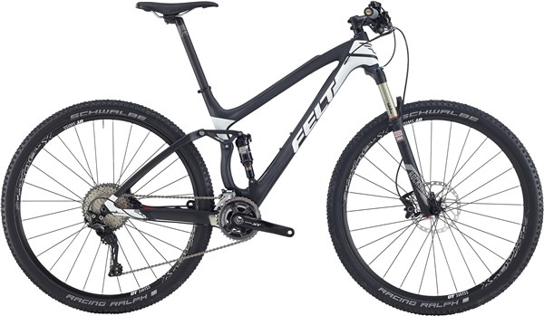 Image of Felt Edict 2  2017 Mountain Bike