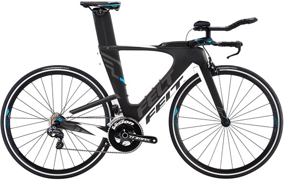 Image of Felt IA 10 2017 Triathlon Bike