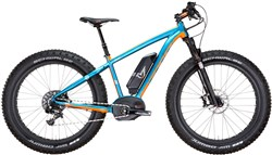 Image of Felt Lebowsk-e 10 Fat Bike 2016 Electric Bike