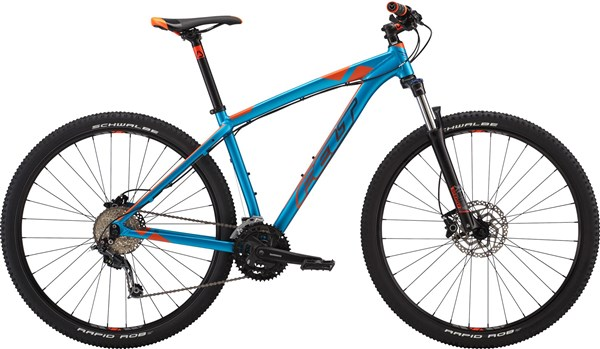 Image of Felt Nine 60 2017 Mountain Bike