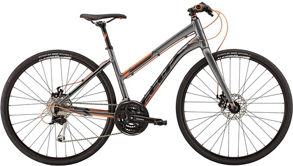 Image of Felt QX75 Womens 2016 Hybrid Bike