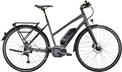 Image of Felt QXe85-EQ- Womens  2017 Electric Bike
