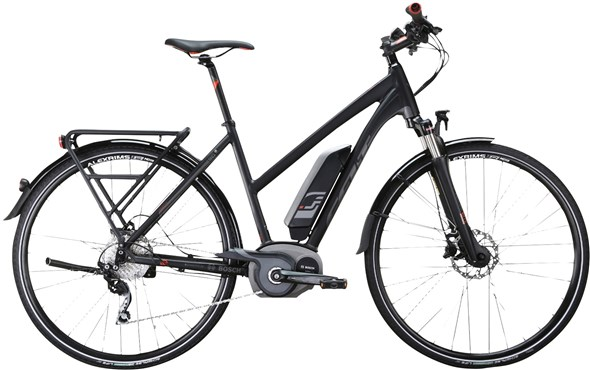Image of Felt QXe90-EQ- Womens  2017 Electric Bike