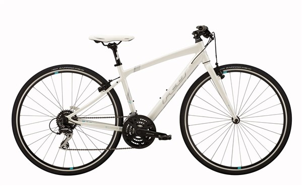 Image of Felt Verza Speed 40 Womens  2017 Hybrid Bike