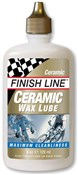 Finish Line Ceramic Wax 60 ml Lubricant Bottle