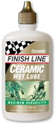 Image of Finish Line Ceramic Wet 120 ml Lubricant Bottle