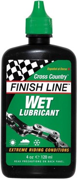 Image of Finish Line Cross Country Wet Lubricant