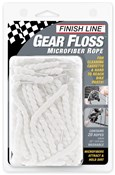 Image of Finish Line Gear Floss 20 Pieces Per Clam-shell