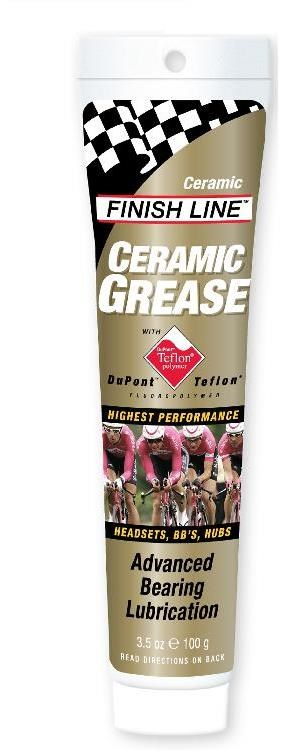Finish Line Teflon Ceramic Grease Tube
