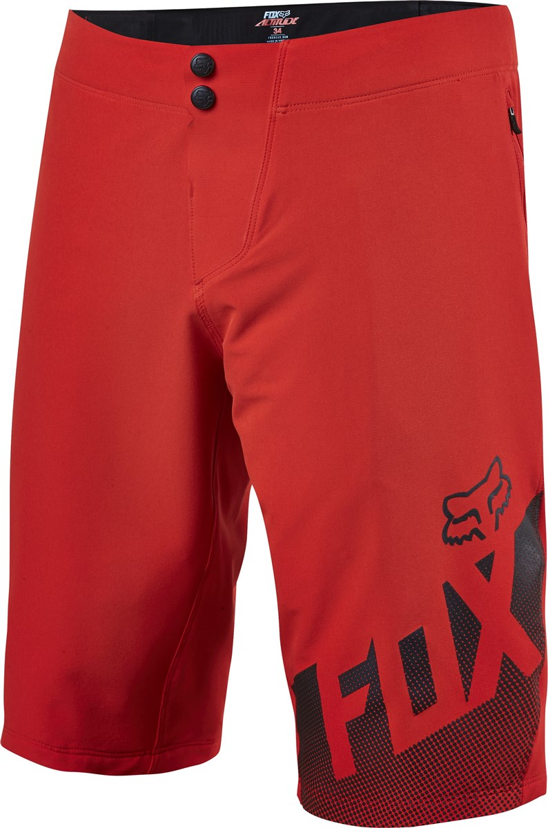 Fox Clothing Altitude Cycling Shorts (No Liner) AW16