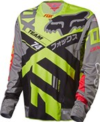 Image of Fox Clothing Demo DH Long Sleeve Jersey SS16