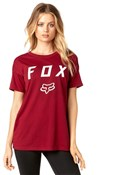 Image of Fox Clothing District Womens Short Sleeve Crew AW17