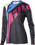 Image of Fox Clothing Flexair Seca Womens Long Sleeve Jersey SS17