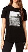 Image of Fox Clothing Picogram Womens Short Sleeve Crew AW17