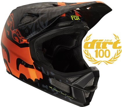 Image of Fox Clothing Rampage Pro Carbon Helmet 2016