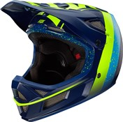 Image of Fox Clothing Rampage Pro Carbon Kroma MTB Full Face Helmet 2016