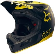Image of Fox Clothing Rampage Pro Carbon Moth Full Face Helmet AW17