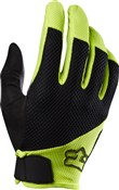 Image of Fox Clothing Reflex Gel Long Finger Cycling Gloves AW16