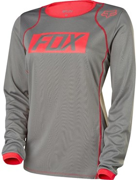 Image of Fox Clothing Ripley Womens Long Sleeve Cycling Jersey AW16