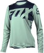 Image of Fox Clothing Ripley Womens Long Sleeve Jersey SS17