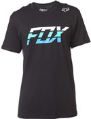 Image of Fox Clothing Seca Splice Short Sleeve Tee