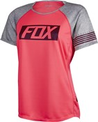 Image of Fox Clothing Womens Ripley Short Sleeve Cycling Jersey SS16