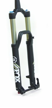Image of Fox Racing Shox 32 A Float FIT4 Performance Series 27.5 inch 100mm MTB Fork - Anodised Stanchions 2016