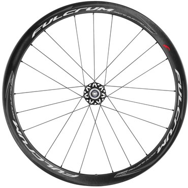 Image of Fulcrum Racing Quattro 40mm Carbon Disc Wheelset