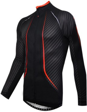 Image of Funkier Airlite Carbon Long Sleeve Jersey AW16