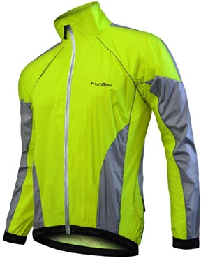 Image of Funkier WJ-1301 Nylon Double-Stitched Lightweight Waterproof Jacket SS16