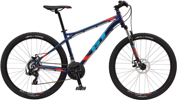 "Image of GT Aggressor Sport 27.5"" 2017 Mountain Bike"