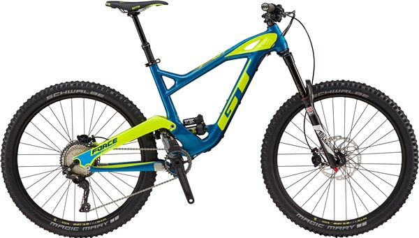 Image of GT Force Carbon Expert 2017 Mountain Bike