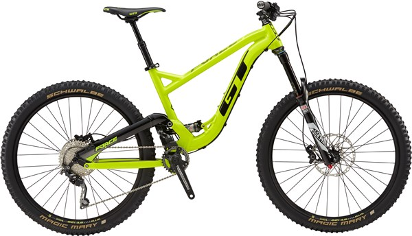 Image of GT Force Sport 2017 Mountain Bike