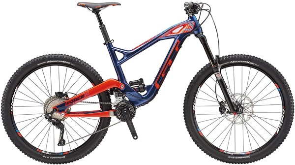 Image of GT Force X Carbon Expert 2016 Mountain Bike