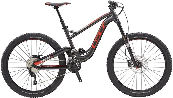 Image of GT Force X Expert 2016 Mountain Bike