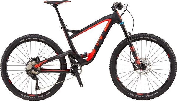 GT Sensor Carbon Expert 2017 Mountain Bike