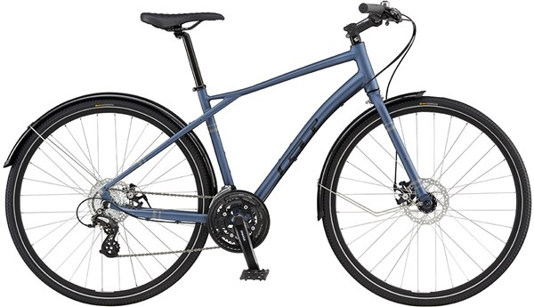 Image of GT Traffic 2.0 2016 Hybrid Bike