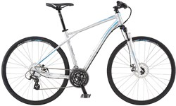 Image of GT Transeo 4.0 2016 Hybrid Bike