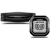 Image of Garmin Edge 25 GPS Enabled Cycle Computer - Premium Heart Rate Bundle