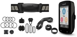 Image of Garmin Edge 820 GPS Enabled Computer - Performance Bundle - Speed / Cadence and HRM