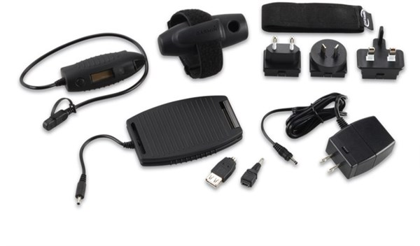 Image of Garmin External Piggyback Battery and Charger